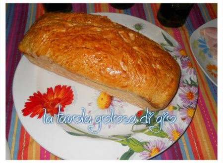 pane soffice in cassetta per dolce o salato