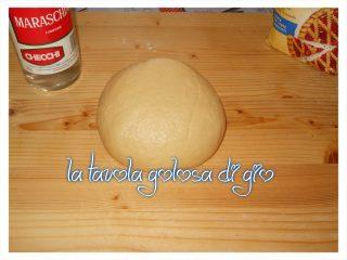 Pasta Frolla al Maraschino Morbida e Profumata
