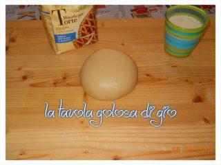 Pasta Frolla al Latte Senza Uova