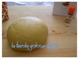 Pasta Frolla con Olio Extra Vergine D'oliva