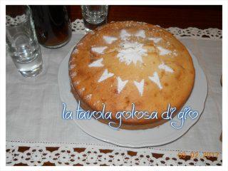 Torta Morbida al Mascarpone e Cioccolato Bianco