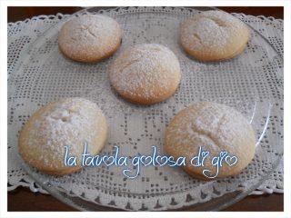 Biscotti al Cuore di Mela e Cannella
