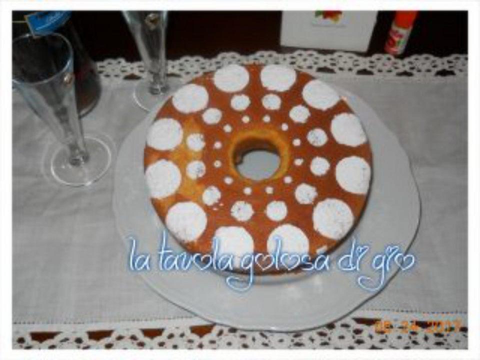 Chiffon Cake allo Yogurt Senza Burro