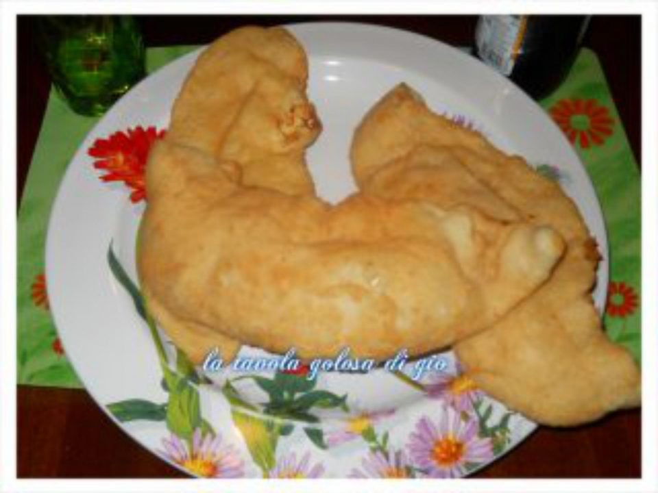 Pizze Fritte Napoletane con la Ricotta