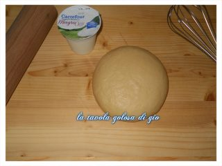 Pasta Frolla allo Yogurt Senza Burro