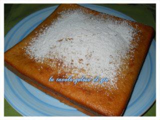 torta di fragole senza burro