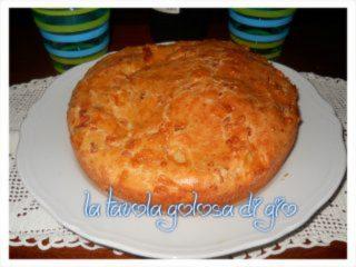 Torta Paradiso Senza Burro Salata