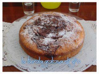 Tortina al Cioccolato con Mascarpone