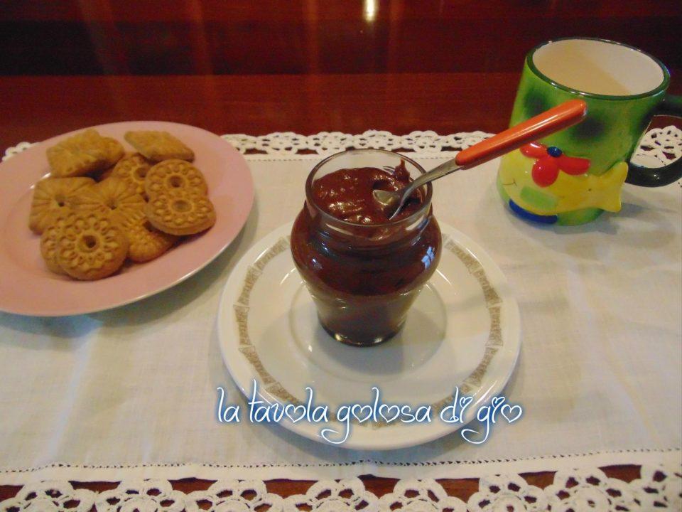 Crema Spalmabile di Cioccolato Golosa