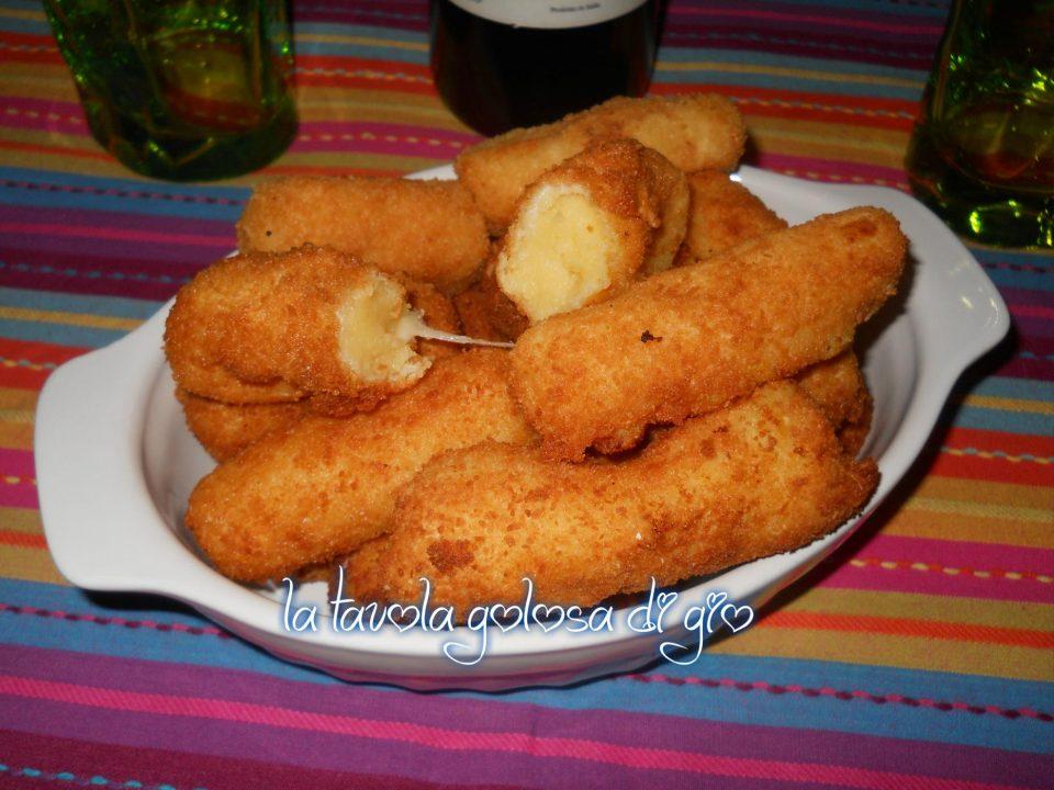 Crocchette di Patate con Provola