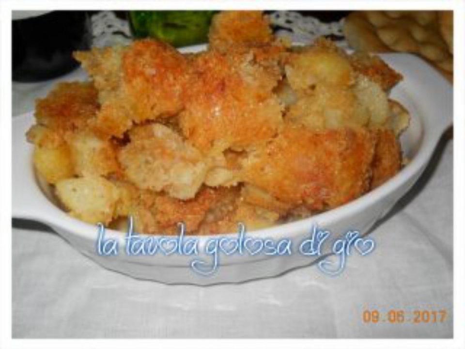 Patatine al Forno con Parmigiano