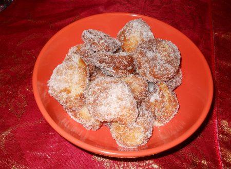 Frittelle dolci di ricotta tanto golose