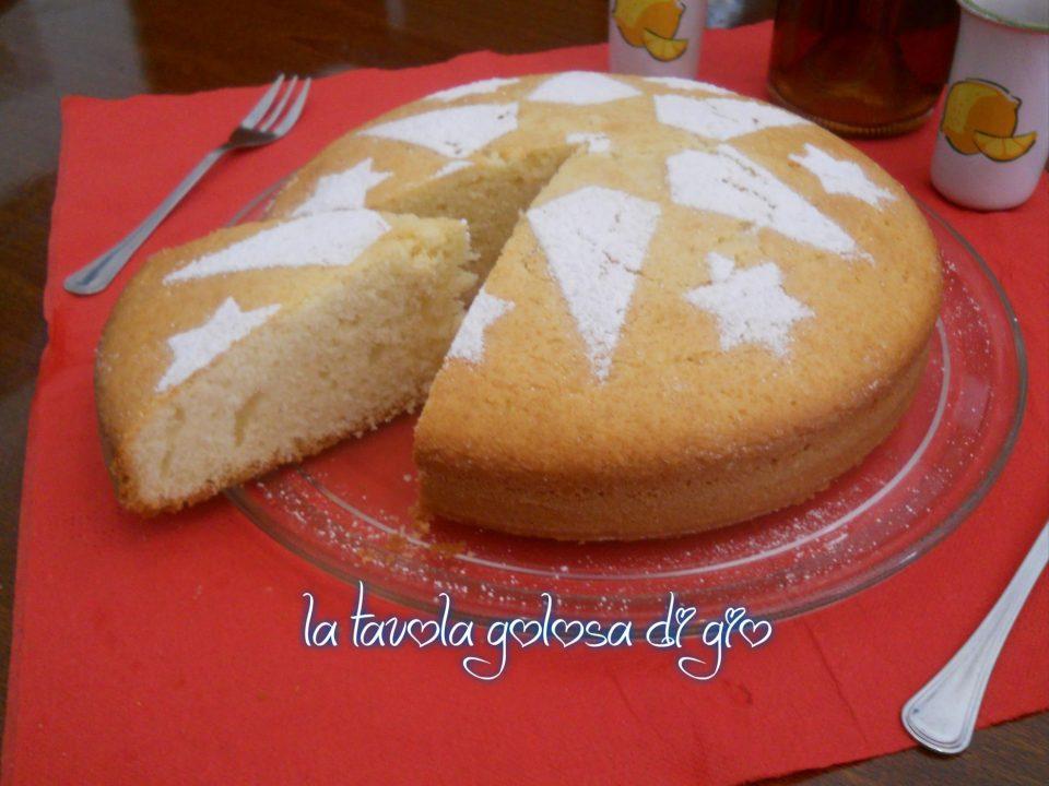 Torta Margherita Soffice e Profumata