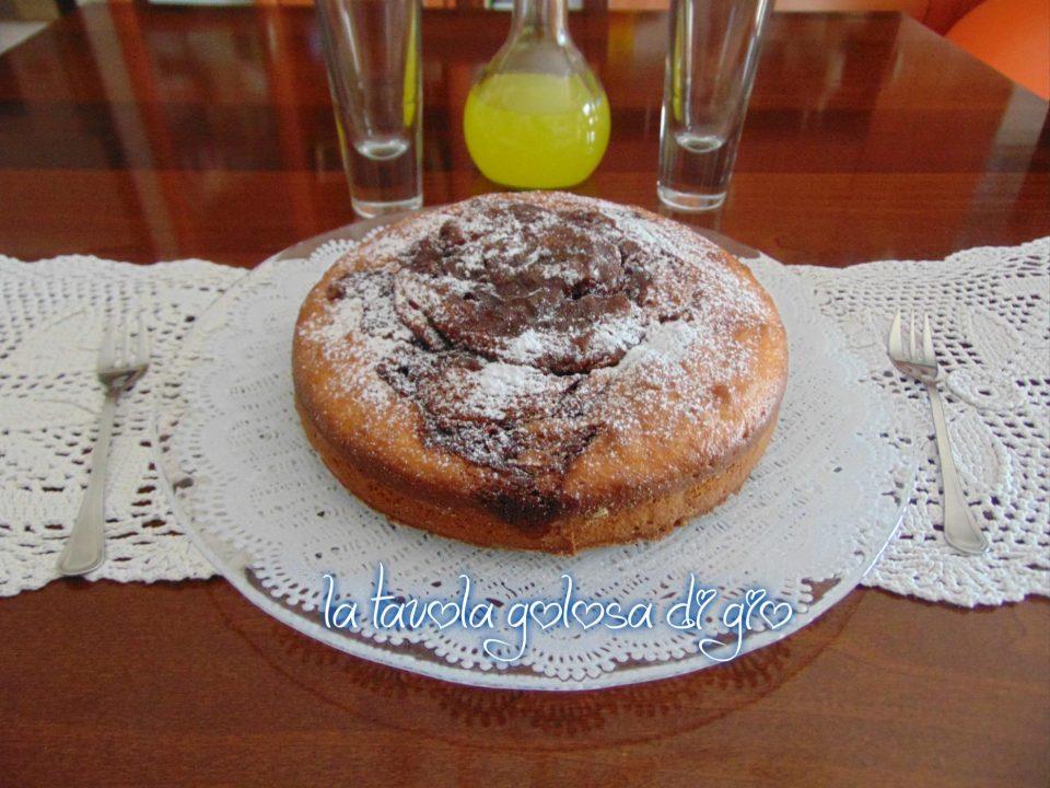 Tortina Golosa con Mascarpone e Cioccolato
