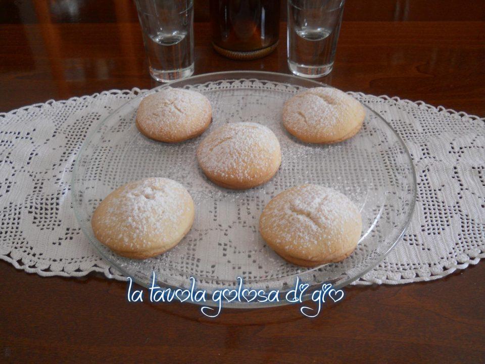 Biscotti Morbidi al Cuore di Mela