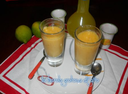 Crema vellutata lemon curd