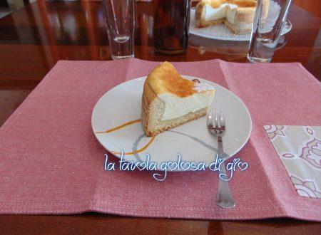 Crostata al cappuccino ricca di crema