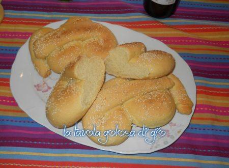 Mafalde pane tipico siciliano