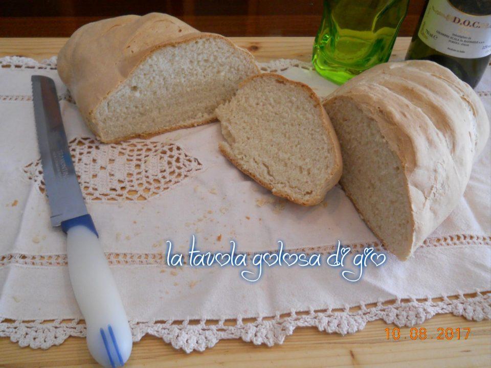 Pane Morbido allo Yogurt Bianco
