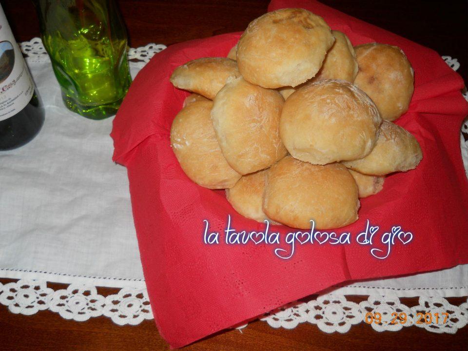 Panini Morbidi con Impasto di Mozzarella