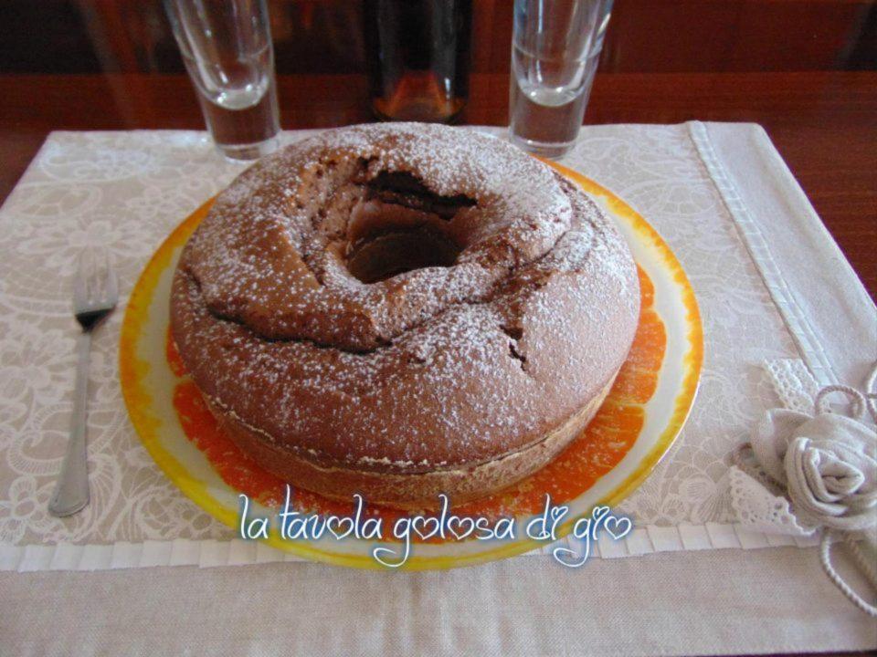 Torta Dolce Frizzante Senza Burro