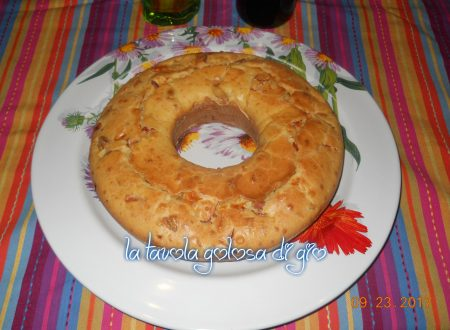 Torta rustica svuota frigo in poco tempo