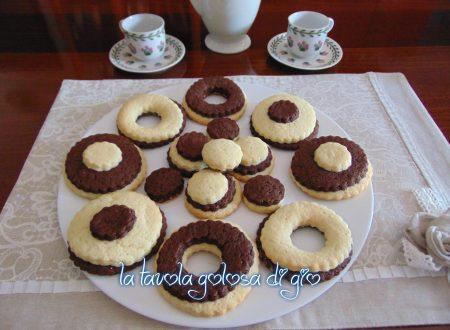 Biscotti morbidi alla panna