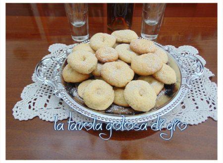 Biscotti per colazione al philadelphia
