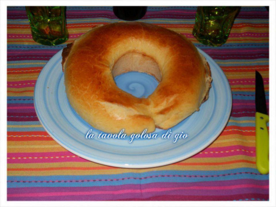 Ciambella Salata Senza Burro