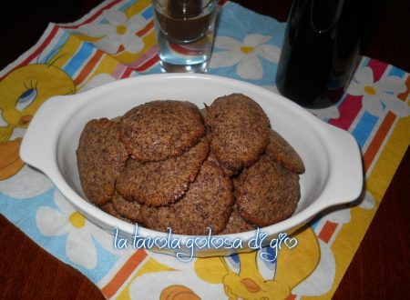 Cookies biscotti americani tanto buoni