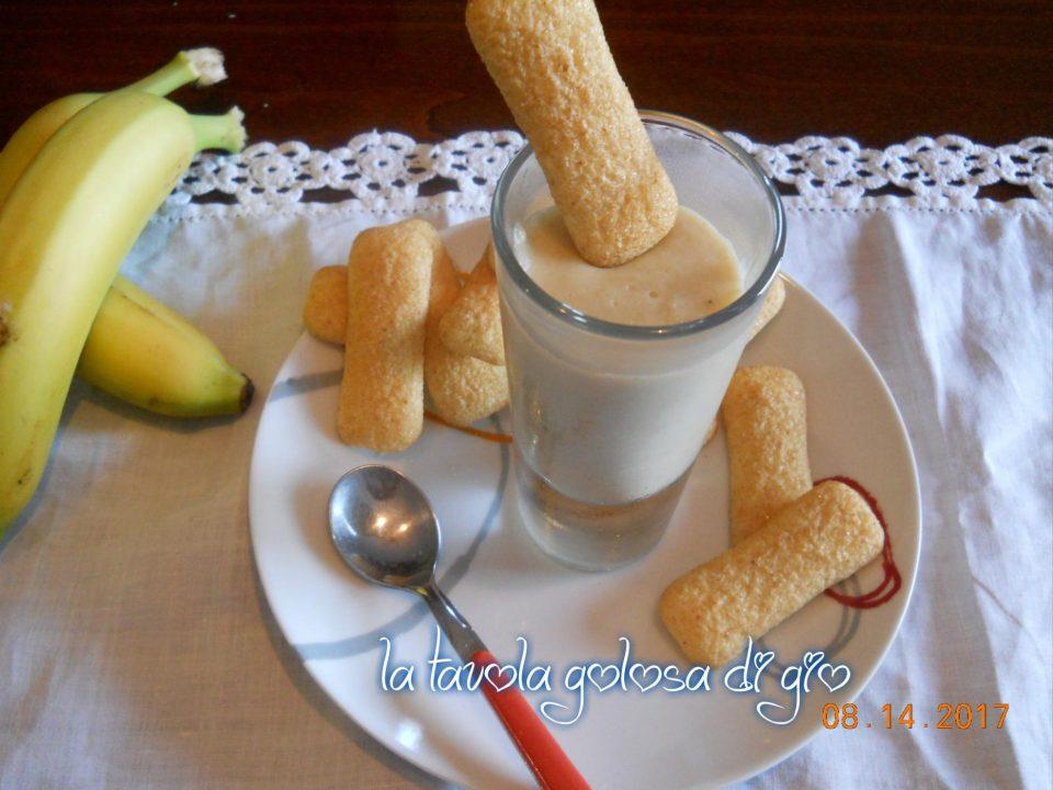 Crema Pasticcera alla Banana