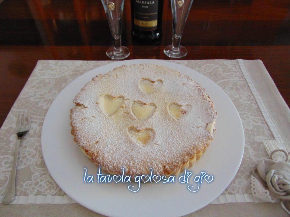 Crostata Morbida con Mascarpone