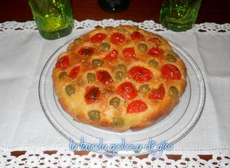 Focaccia di pastella saporitissima