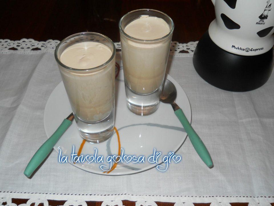 Mousse Golosa al Cappuccino