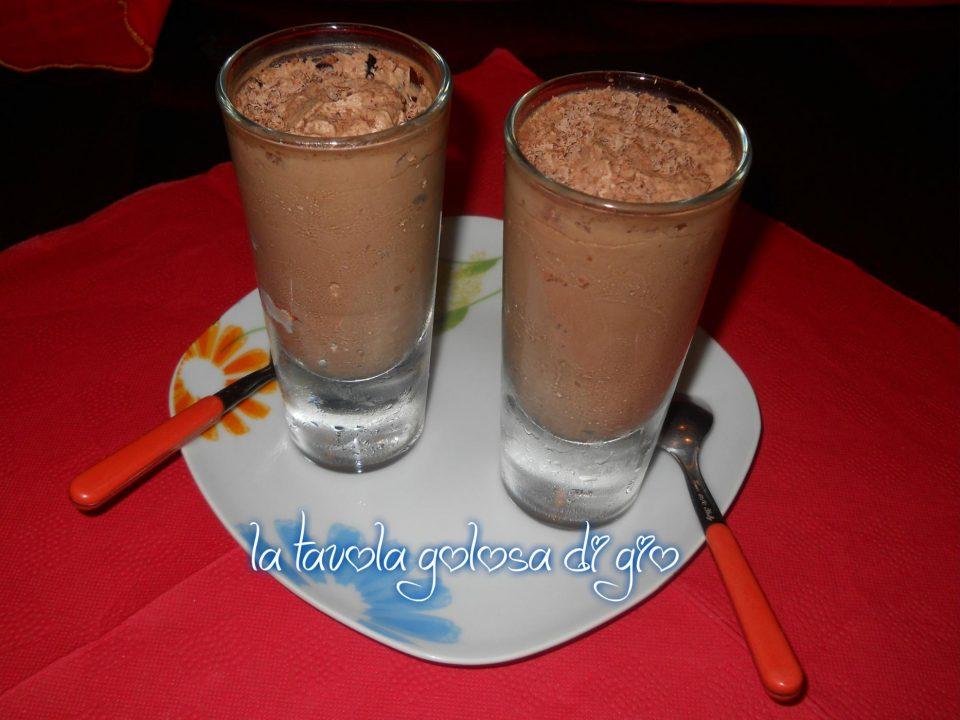 Mousse Golosa al Cioccolato