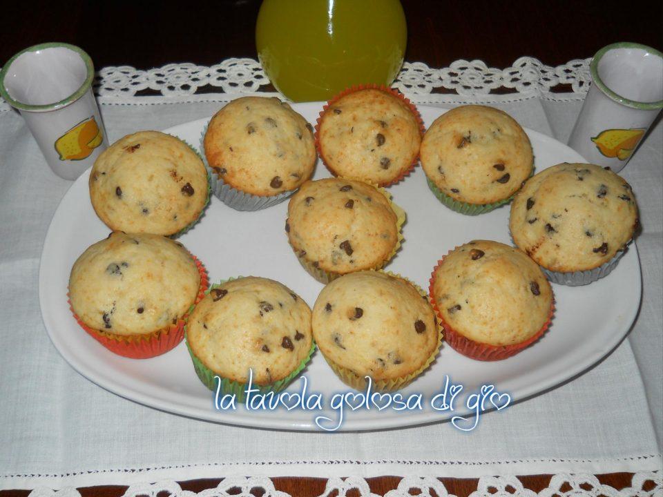 Muffins alla Ricotta Soffici e Golosi