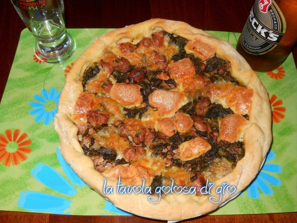 Pizza Napoletana di Friarielli