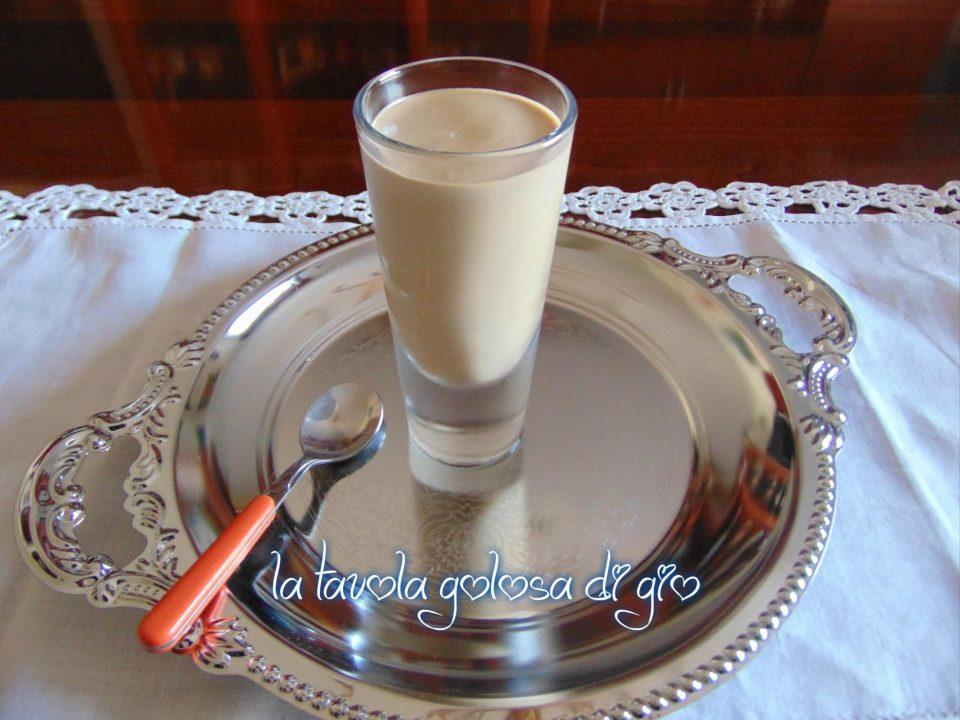 Crema al Caffè Fredda in Bottiglia