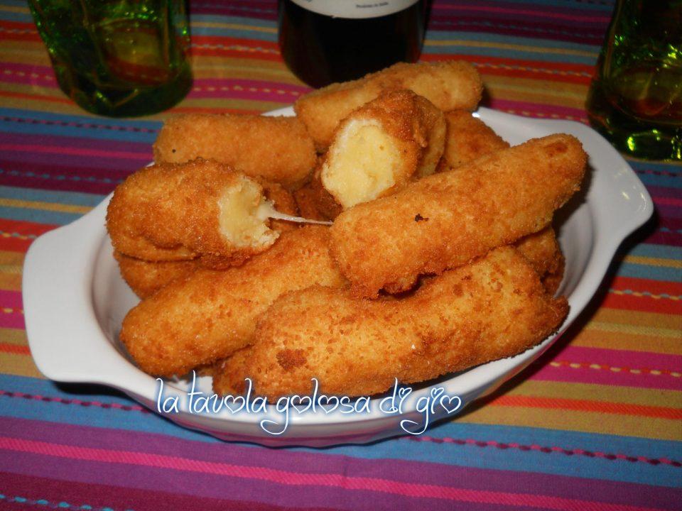 Crocchette di Patate al Cuore di Provola