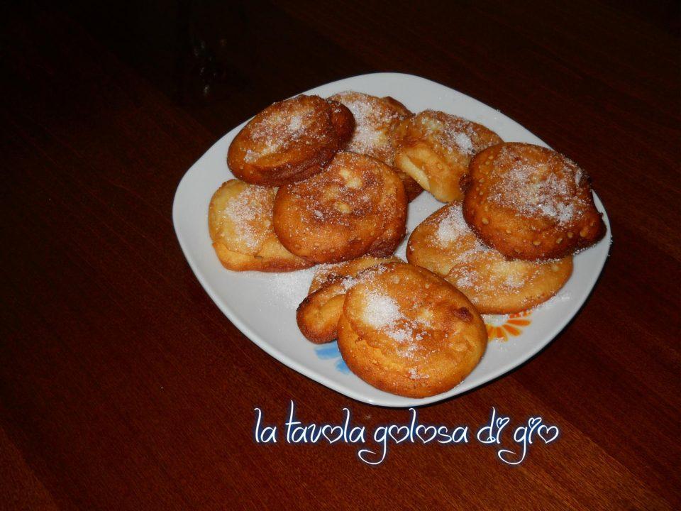 Frittelle di Mele in Pastella