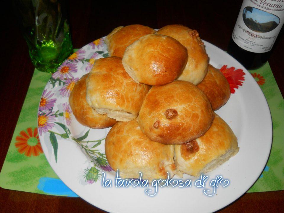 Panini Soffici di Patate e Provola