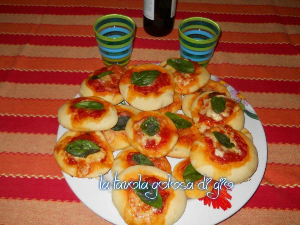 Pizzette Montanare Napoletane