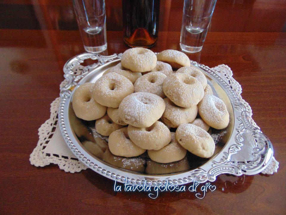 Biscotti Morbidi al Caffè per Colazione