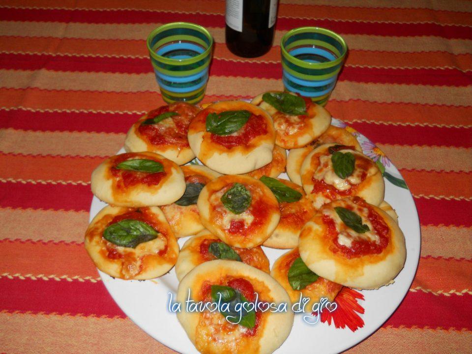 Montanare Pizzette al Forno Napoletane