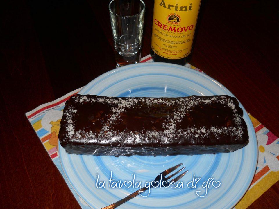 Plumcake al Cioccolato e Yogurt