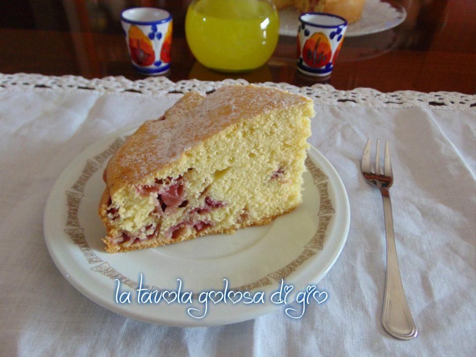 Torta Paradiso Soffice e Leggera