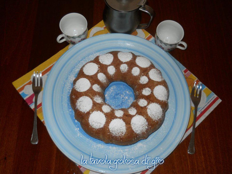 Torta Soffice al Caffè Favolosa