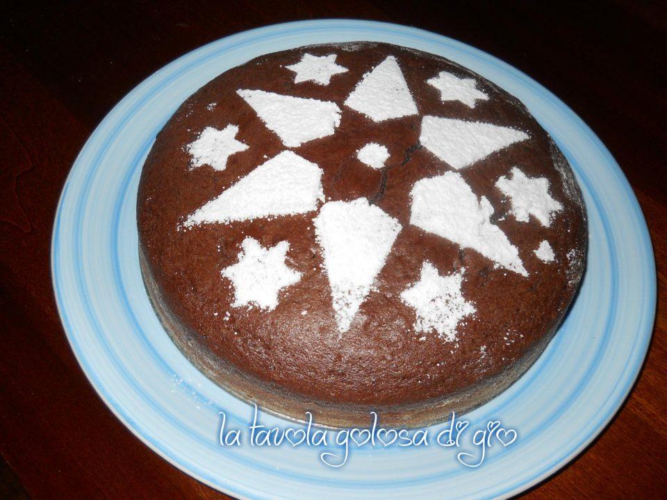 Torta Soffice di Ricotta e Cioccolato