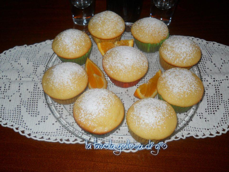 Tortine Soffici alla Arancia Senza Burro