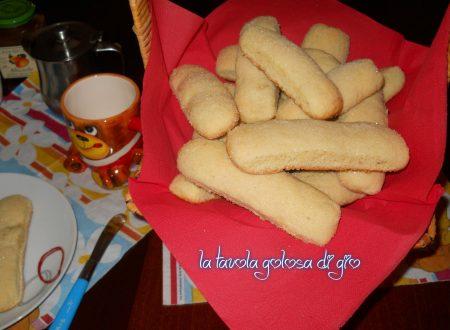 Biscotti friabili da inzuppare senza burro
